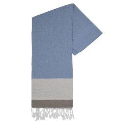 Hamam Handtuch Unique | Hellblau