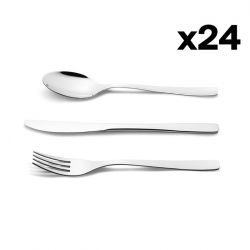 Set of Cutlery Oxford | 24 Pieces