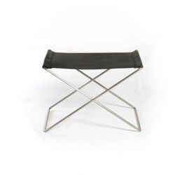 Ox Stool Black