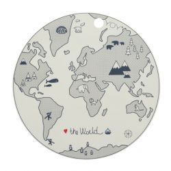 Placemat | The World