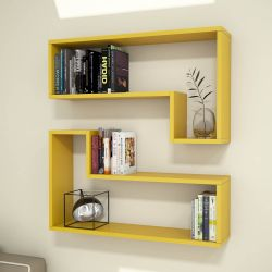 Shelf Ozy Set of 2 | Yellow