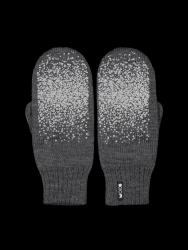 Double Layer Reflective Gloves Kivi | Graphite Grey