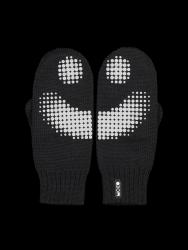 Zweilagige Reflektierende Handschuhe Hymy | Schwarz