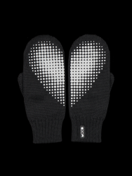 Double Layer Reflective Gloves Hehku | Black