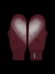 Double Layer Reflective Gloves Hehku | Cherry