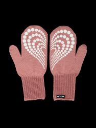 Einlagige reflektierende Handschuhe Lempi | Rosa