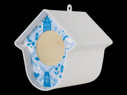 Bird House Evie Set of 2 | Dutch Blue