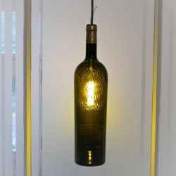 Pendant Lamp Bottlelight BOT 01-V3