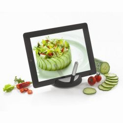 Tablet Stand with Touchpen Chef