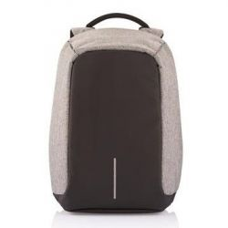Bobby XL Anti-Theft Backpack | Grey