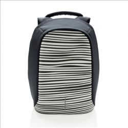 Anti-theft Backpack Bobby Compact | Zebra