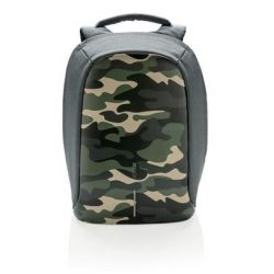 Anti-theft Backpack Bobby Compact | Camouflage Green
