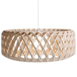 Pendant Lamp PILKE 80 | Natural Birch