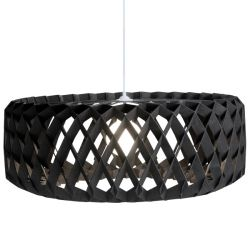Pendant Lamp PILKE 80 | Black