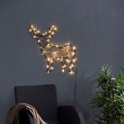 Lumières de Noël | Caribou Cupido