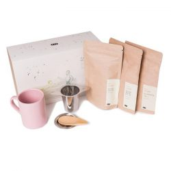 Paper & Tea Starter Set | Roze