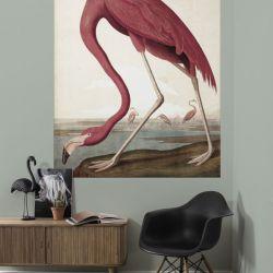Wandtafel | Flamingo