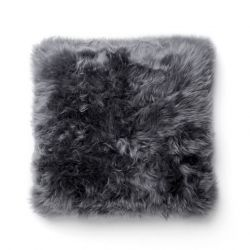 Cushion New Zealand Sheepskin | Grey