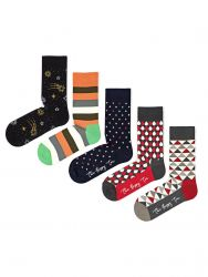 Bunte Socken gemischt 4146.2 | 5er-Set