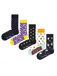 Bunte Socken gemischt 3640.3 | 5er-Set