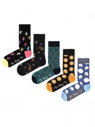 Bunte Socken gemischt 4146.3 | 5er-Set