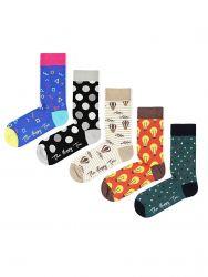 Bunte Socken gemischt 3640.4 | 5er-Set