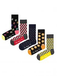 Bunte Socken gemischt 4146.4 | 5er-Set