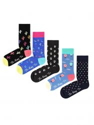 Bunte Socken gemischt 4146.5 | 5er-Set