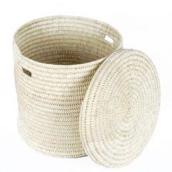 Laundry Basket Pale