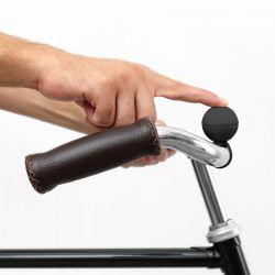 Fahrradklingel Nello | Schwarz