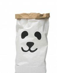 Paper Storage Bag | Panda