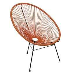 Acapulco Chair | Papaya