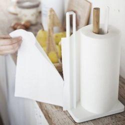 Papierhalter Tosca | Weiß