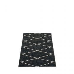 Kunststoffteppich Max | Schwarz - Vanille
