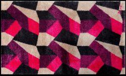 Teppich Paris Touch | 67 x 110 cm