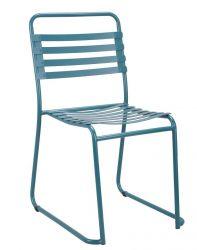Park Chaise | Bleu