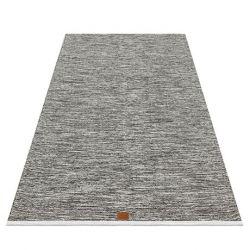 Rug Parker 200 x 300 cm | Dark Grey