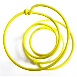 Wall Hook Noster Set of 3 | Sulphur Yellow