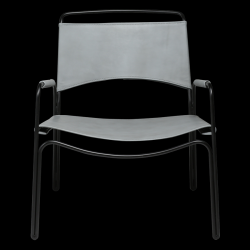 Lounge Chair Paz | Grey