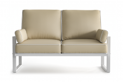 Outdoor 2 Seater Angie | Beige