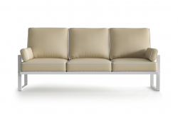 Outdoor 3 Seater Angie | Beige