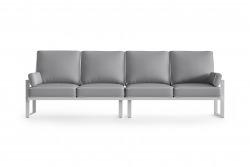Outdoor 4 Seater Angie | Grey