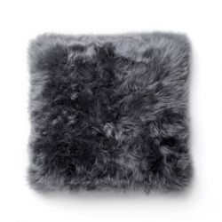Sheepskin Pillow | Grey