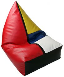 Mondrian Bean Bag