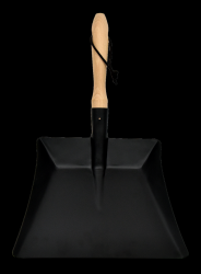 Dustpan Tradition | Black