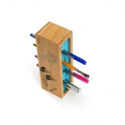 Magnetic Pen Holder Pen Zen | Blue