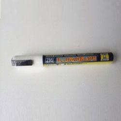 Krijtbord Pen- Wit