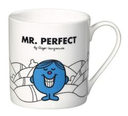 Two Sided Mug | Mr. Perfect