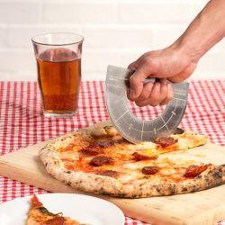 Pizzaschneider-Winkelmesser
