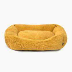 Bett für Tiere Tedy   Senf